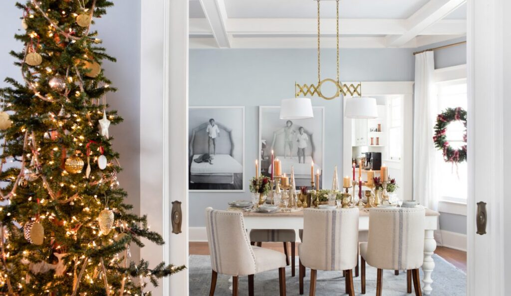 luxury Christmas decoration