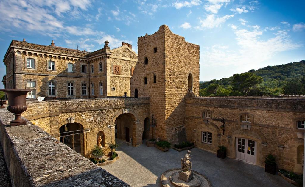 Luxury Castle Hotels